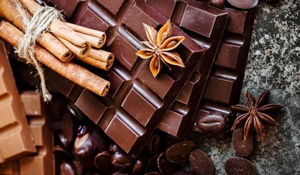 Детские загадки про шоколадки