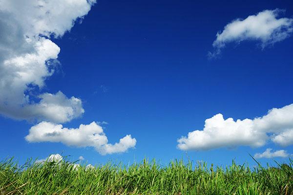 стихи про небо короткие