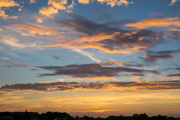 Стихи про небо красивые