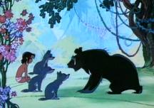 Маугли. Похищение (2-я серия)