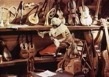 Музыкальный магазинчик