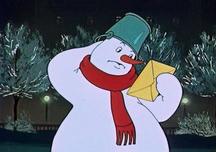 Снеговик почтовик