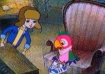 Возвращение блудного попугая. 1-й выпуск