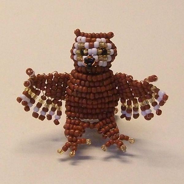 Готовая сова