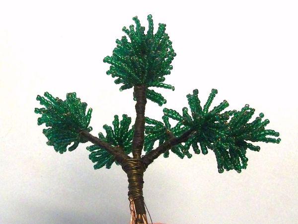 Формирование ствола дерева