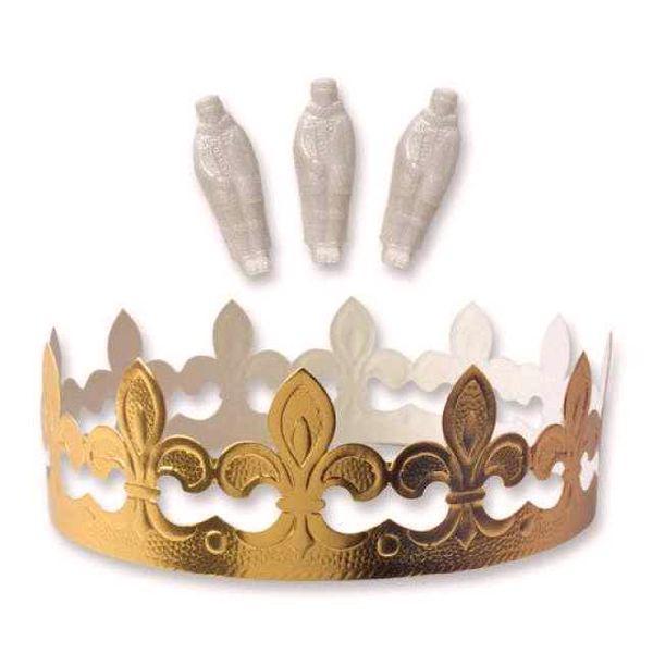 Как сделать себе корону в фото