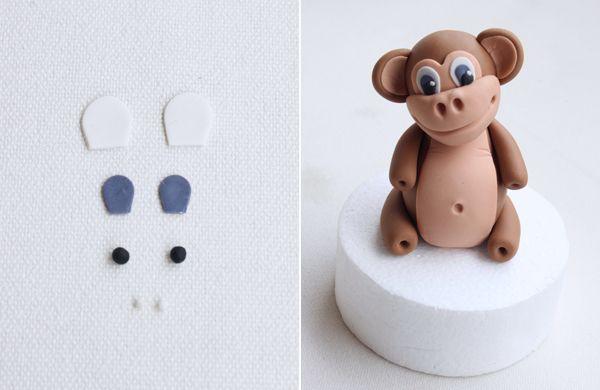 Глаза обезьянки