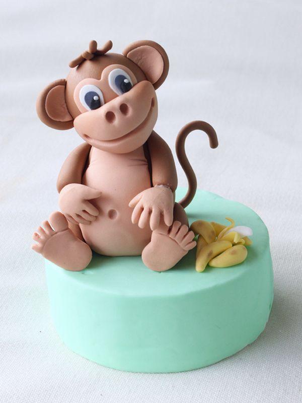любимое лакомство обезьянки