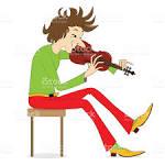Весёлый скрипач