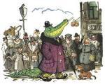 Крокодил (старая-престарая сказка)