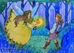 Волшебное яблочко
