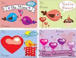 Детские стихи ко дню Святого Валентина