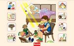 Стихи про игрушки и детские игры