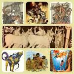 Коровы Гериона (Десятый подвиг)