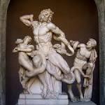 Смерть Геракла и принятие его в сонм олимпийских богов