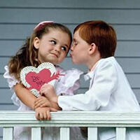 Детские песни про любовь