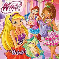 Песни из мультсериала Клуб Винкс